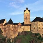 Экскурсия в крепость Локет и Карловы Вары